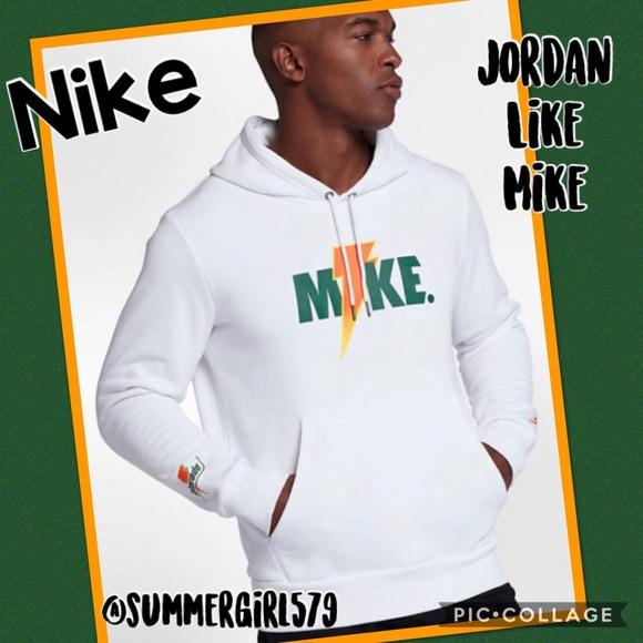 """newest bdaa0 6f61b Men s Nike """"Jordan Like Mike Hoodie"""". M 5beb676daaa5b82d597e8a00"""